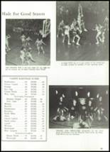 1968 Delphi Community High School Yearbook Page 86 & 87
