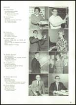 1968 Delphi Community High School Yearbook Page 98 & 99