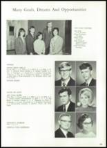 1968 Delphi Community High School Yearbook Page 104 & 105