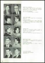 1968 Delphi Community High School Yearbook Page 106 & 107
