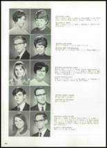 1968 Delphi Community High School Yearbook Page 108 & 109