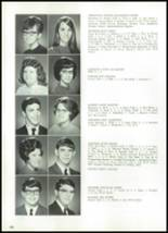 1968 Delphi Community High School Yearbook Page 112 & 113