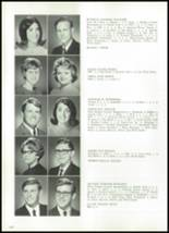 1968 Delphi Community High School Yearbook Page 116 & 117