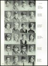 1968 Delphi Community High School Yearbook Page 122 & 123