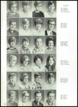 1968 Delphi Community High School Yearbook Page 124 & 125