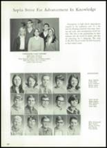 1968 Delphi Community High School Yearbook Page 126 & 127