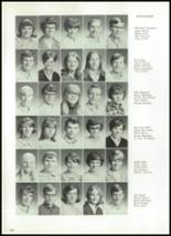 1968 Delphi Community High School Yearbook Page 128 & 129