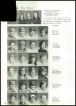 1968 Delphi Community High School Yearbook Page 132 & 133