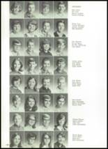 1968 Delphi Community High School Yearbook Page 134 & 135