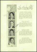 1935 South Kingstown High School Yearbook Page 16 & 17