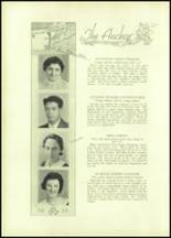 1935 South Kingstown High School Yearbook Page 18 & 19