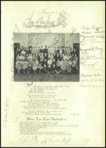 1935 South Kingstown High School Yearbook Page 38 & 39