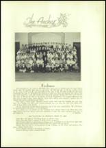 1935 South Kingstown High School Yearbook Page 42 & 43
