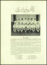 1935 South Kingstown High School Yearbook Page 46 & 47