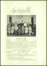 1935 South Kingstown High School Yearbook Page 54 & 55