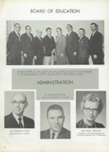 1965 Memorial High School Yearbook Page 10 & 11