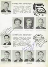 1965 Memorial High School Yearbook Page 12 & 13