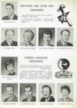 1965 Memorial High School Yearbook Page 14 & 15