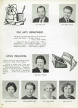 1965 Memorial High School Yearbook Page 18 & 19