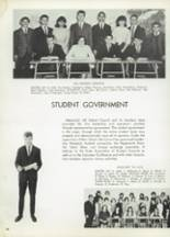 1965 Memorial High School Yearbook Page 24 & 25