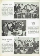 1965 Memorial High School Yearbook Page 26 & 27
