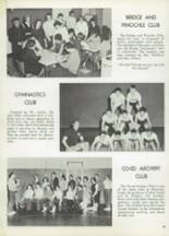 1965 Memorial High School Yearbook Page 28 & 29