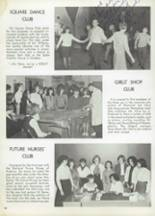 1965 Memorial High School Yearbook Page 30 & 31