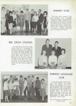 1965 Memorial High School Yearbook Page 34 & 35