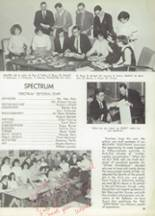 1965 Memorial High School Yearbook Page 36 & 37