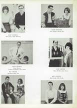 1965 Memorial High School Yearbook Page 42 & 43