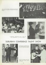 1965 Memorial High School Yearbook Page 52 & 53