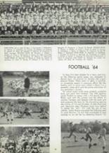 1965 Memorial High School Yearbook Page 56 & 57
