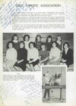 1965 Memorial High School Yearbook Page 74 & 75