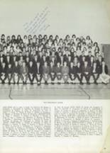1965 Memorial High School Yearbook Page 84 & 85