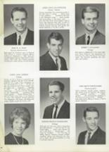 1965 Memorial High School Yearbook Page 92 & 93
