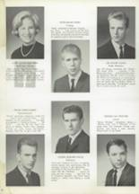 1965 Memorial High School Yearbook Page 96 & 97