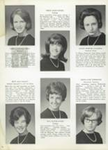 1965 Memorial High School Yearbook Page 100 & 101