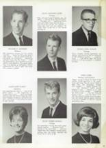 1965 Memorial High School Yearbook Page 102 & 103