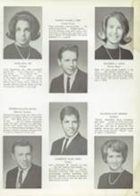 1965 Memorial High School Yearbook Page 104 & 105