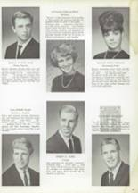 1965 Memorial High School Yearbook Page 110 & 111