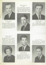 1965 Memorial High School Yearbook Page 112 & 113