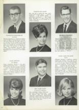 1965 Memorial High School Yearbook Page 116 & 117