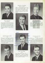 1965 Memorial High School Yearbook Page 118 & 119