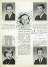 1965 Memorial High School Yearbook Page 120 & 121