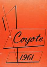 1961 Yearbook Wichita Falls High School
