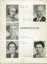 1954 Harrison Technical High School Yearbook Page 10 & 11