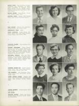 1954 Harrison Technical High School Yearbook Page 24 & 25