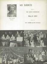 1954 Harrison Technical High School Yearbook Page 32 & 33