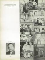 1954 Harrison Technical High School Yearbook Page 40 & 41