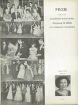 1954 Harrison Technical High School Yearbook Page 44 & 45